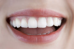 Perfect smile Royalty Free Stock Image