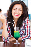 Perfect smile Royalty Free Stock Photography