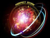 Perfect Storm Stock Images