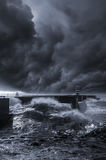 Perfect Storm Royalty Free Stock Photos