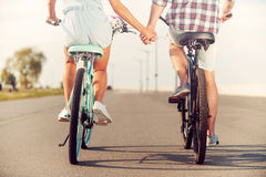 The perfect summer date. Royalty Free Stock Photo