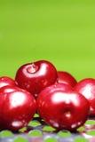 Perfect sweet cherries Stock Photography