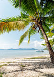 Perfect thai beach with a white sand Royalty Free Stock Photo
