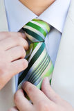 Perfect tie Stock Photos