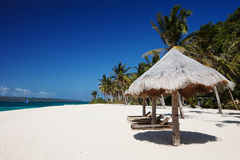 Perfect tropical beach vacation Stock Photo