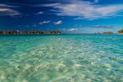 Perfect Tropical Island, Maldives Stock Image