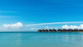 Perfect tropical island paradise beach Maldives Royalty Free Stock Images