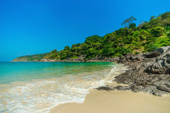 Perfect tropical island paradise beach. Thailand Royalty Free Stock Photography