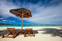 Perfect vacation Royalty Free Stock Images