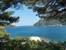 Perfect view, Marmaris royalty free stock photos