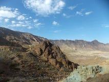 Perfect view, Teide, Tenerife royalty free stock photos