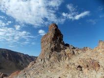 Perfect view, Teide, Tenerife stock photo