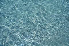 Perfect water surface texture stock images