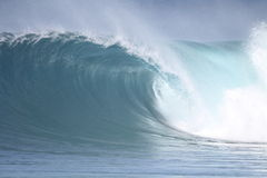 Perfect wave Royalty Free Stock Photo