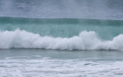 Perfect wave Royalty Free Stock Image