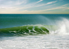 Perfect Wave Royalty Free Stock Photos