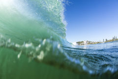 Perfect Wave Stock Photography
