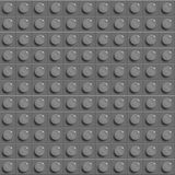 Perfect wektorowy lego tło zbliżenie glosy budowy lego plastikowy blok charcica ilustracji
