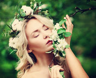 Perfect Woman Royalty Free Stock Image