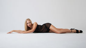 Perfect womans body Stock Photography