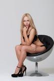 Perfect womans body Stock Photos