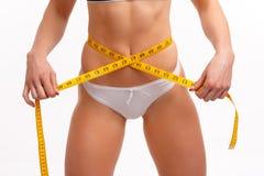Perfect women body Stock Image