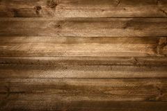 Perfect wood planks background. With nice studio lighting and beautiful vignetting to draw the eyes into the picture Royalty Free Stock Image