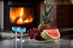 Perfecte Cocktails Royalty-vrije Stock Fotografie