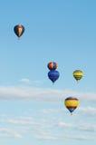 Perfecte dag om te vliegen Stock Foto's