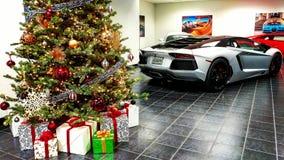 Perfecte Kerstmis Stock Afbeeldingen