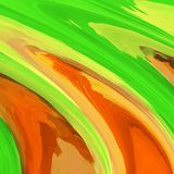 Perfecte kleurrijke waterverfachtergrond Abstracte textuur royalty-vrije illustratie