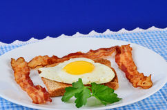 Sunny Side Up Royalty Free Stock Photos