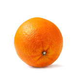 Perfectly fresh orange Royalty Free Stock Images
