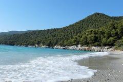 Perfectly nature beach Stock Photo