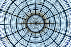 Perfectly symmetrical roof dome Royalty Free Stock Photography