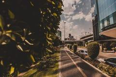 perfekt grannskap Fotografering för Bildbyråer