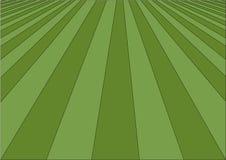 perfekt lawn stock illustrationer