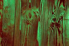 Perfekt ljust mörker - grön rödaktig grönaktig ojämn gammal mörk bri Royaltyfri Bild