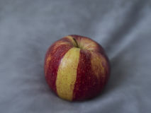 perfekt äpple Arkivbilder
