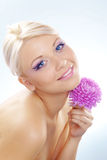 perfekt skönhet Fotografering för Bildbyråer