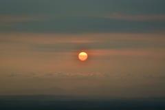 perfekt sun Royaltyfri Bild