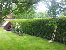 Perfekt trädgård Arkivfoton