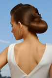 Perfekt włosy Obrazy Royalty Free