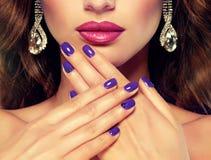 Perfekta ljusa kanter Royaltyfria Bilder