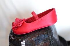 Perfekte Schuhe benötigt jede Frau Stockfotos