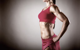 Perfekter Körper Stockfotos