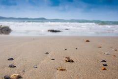 Perfekter Sand Lizenzfreie Stockfotos