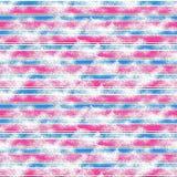 Perfektes grafisches nahtloses Muster Geometrische Beschaffenheit Stockbild