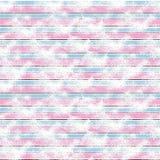 Perfektes grafisches nahtloses Muster Geometrische Beschaffenheit Lizenzfreie Stockfotos