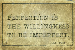 Perfektion är LTEN arkivbilder